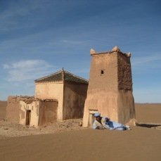 marabout de Sidi Ô'mor